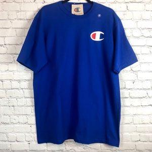 Champion | Blue Shirt